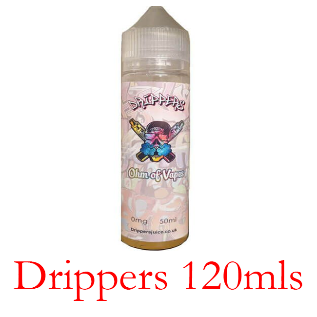 Drippers 120ml