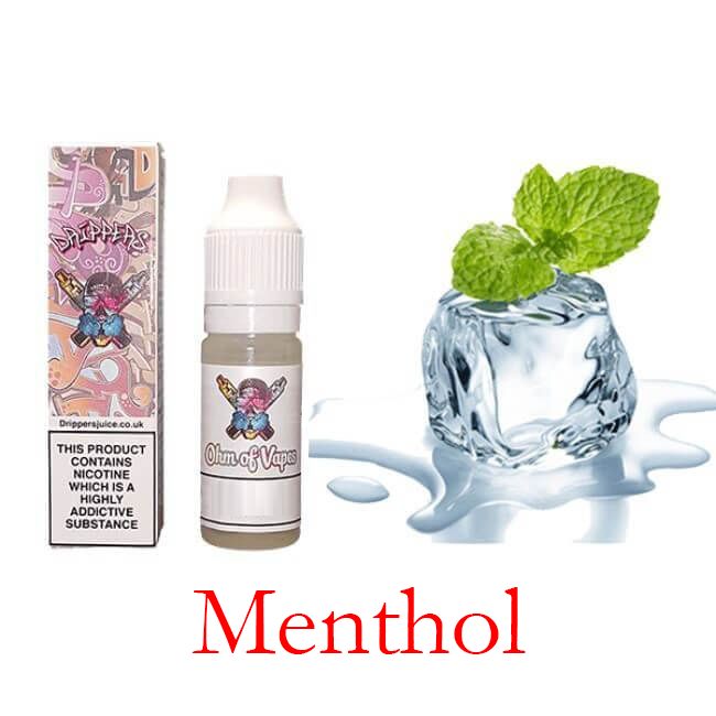 Drippers 10ml Menthol