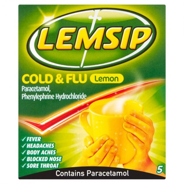 lemsip cold and flu