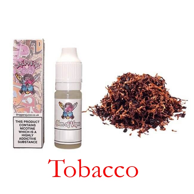 Drippers 10ml Tobacco